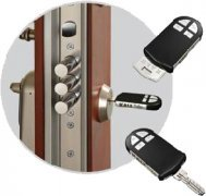 Forget To Lock Door... Taş Steel Door Automatic Lock System